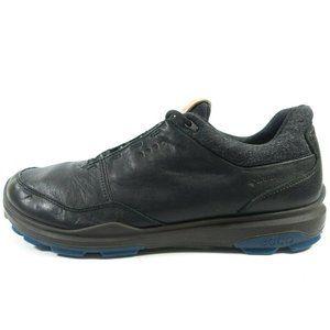 Ecco Biom Hybrid 3 GTX GoreTex Waterproof Yak Leather Spikeless Golf Shoes